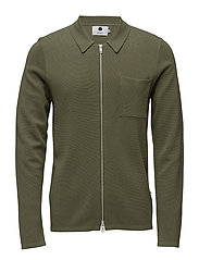 Milano full zip 6240 - MOSS