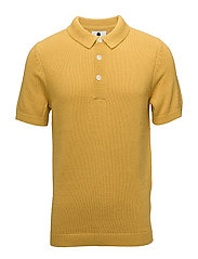Short sleeve Polo 6274 - YELLOW