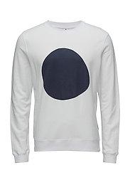 Base Dot Print 3366 - WHITE