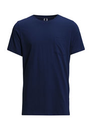 Pima tee 3208 - Light Navy