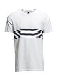 Todd Stripe 3220 - White