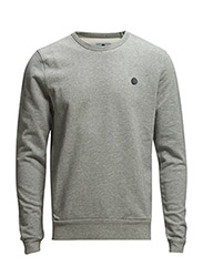 Luke 3222 - Grey Melange