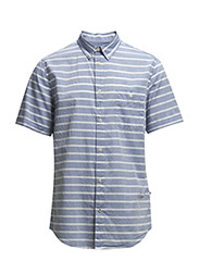 Short New Derek 5552 - Blue Stripe