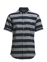 Short New Derek 5708 - Blue Stripe