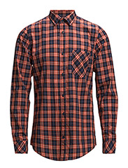 Frede 5714 - Orange check