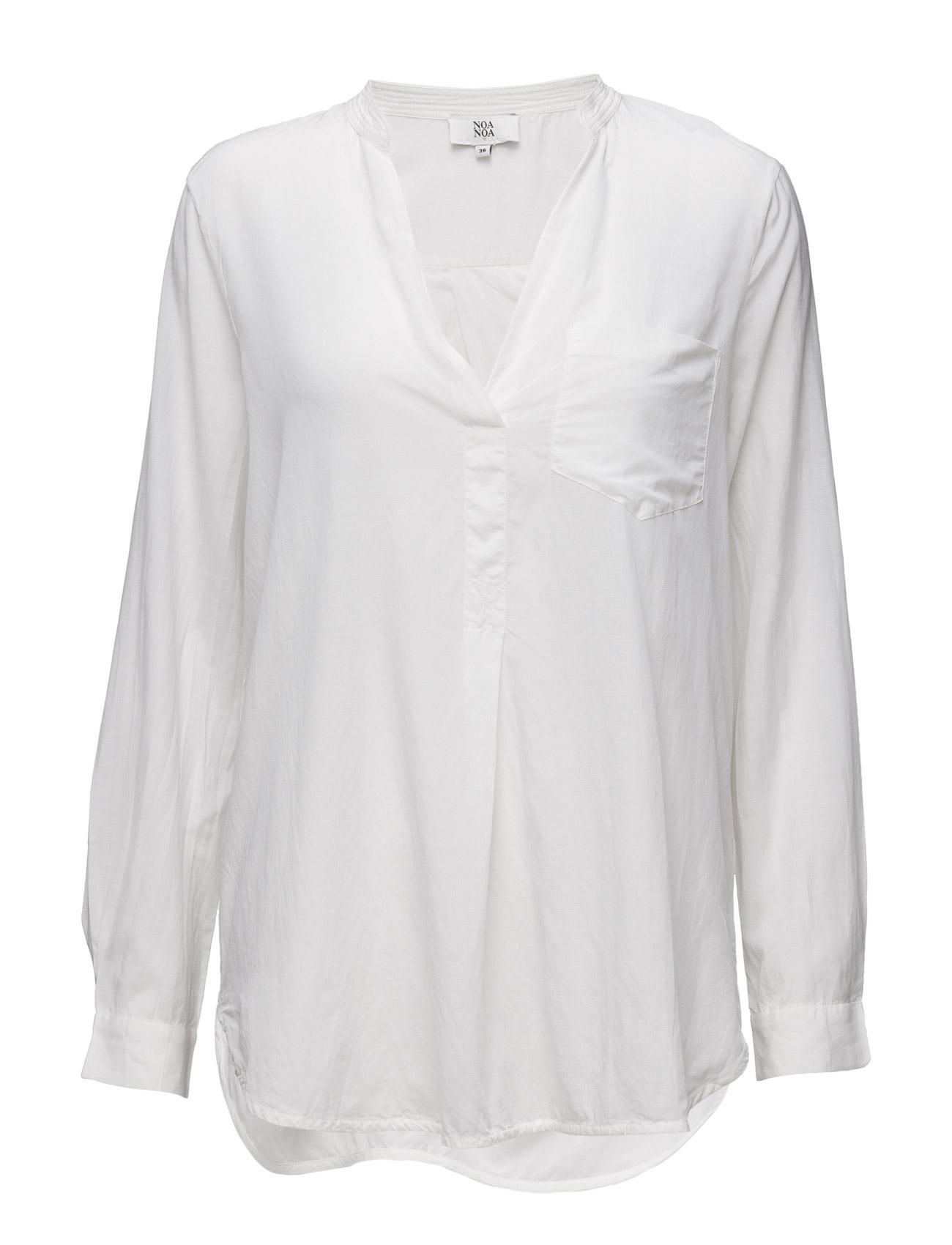 Blouse Noa Noa Bluser til Kvinder i hvid