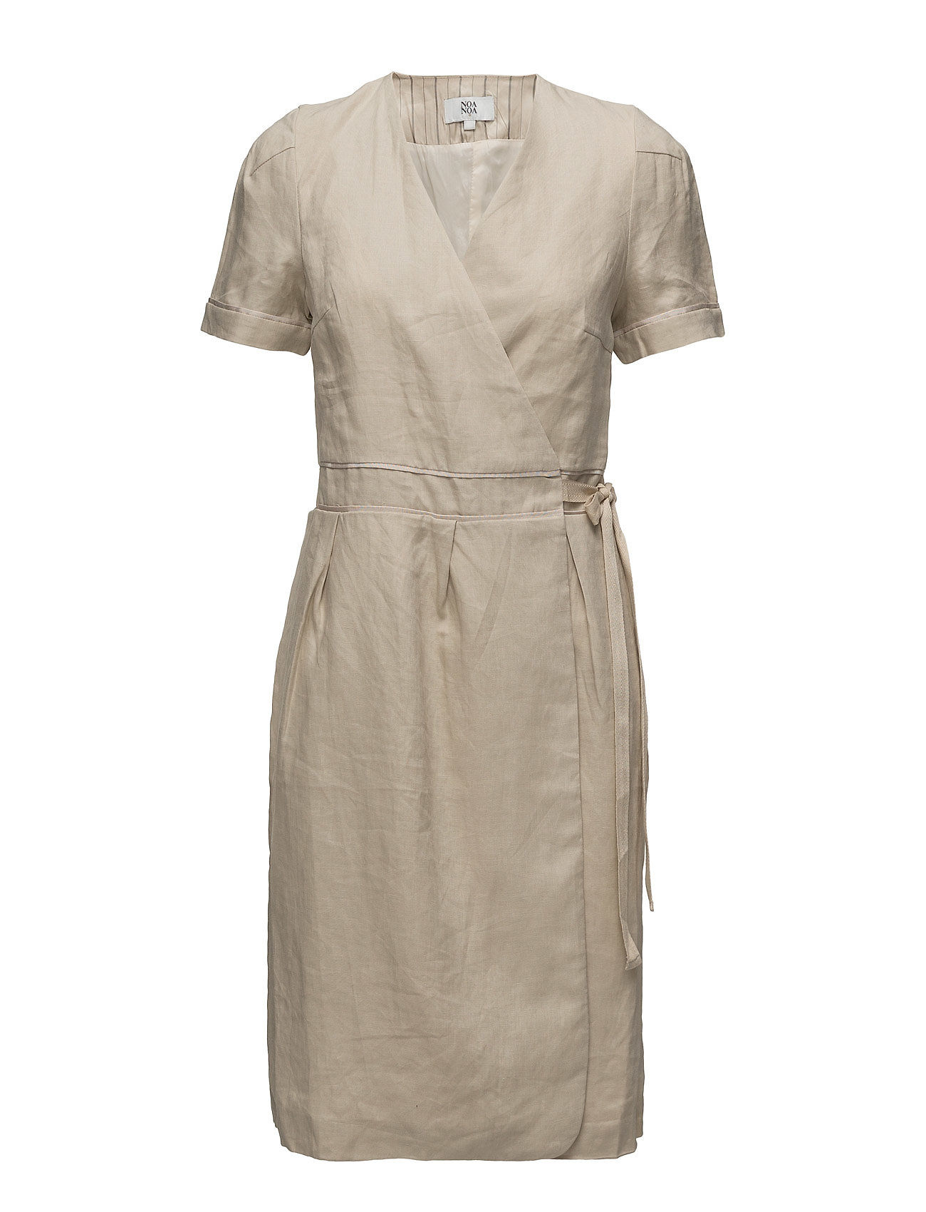 Coola Dress Short Sleeve Noa Noa Knä Och Medelstora till Kvinnor i ... e9bfbb3886606
