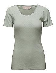 T-shirt - AQUA GRAY