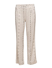 Trousers - PRINT NUDE