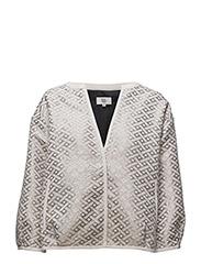 Jacket - ART WHITE