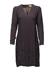 Dress long sleeve - NINE IRON
