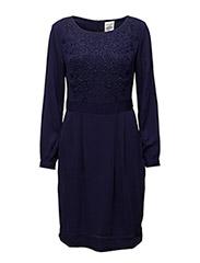 Dress long sleeve - ASTRAL AURA