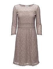 Dress long sleeve - ETHEREA