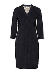 Dress long sleeve - BLUE NIGHTS