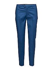 Trousers - MAZARINE BLUE