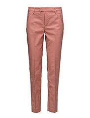 Trousers - LIGHT MAHOGANY