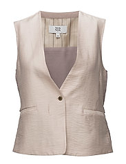 Vest - MAHOGANY ROSE