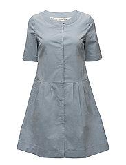 Dress short sleeve - ASHLEY BLUE