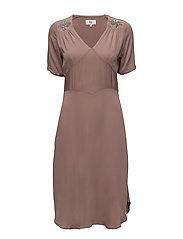 Dress short sleeve - ANTLER