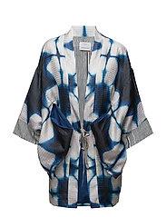 Kimono - PRINT BLUE