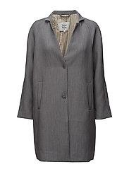 Light outerwear - GREY MELANGE