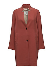 Light outerwear - BARN RED
