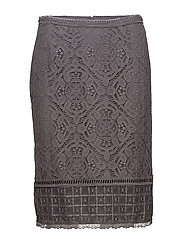 Skirt - DARK GULL GRAY