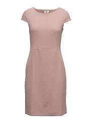 Dress short sleeve - FAWN