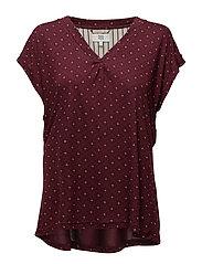 T-shirt - PRINT RED