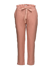 Trousers - CAMEO BROWN