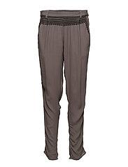 Trousers - DARK GULL GRAY