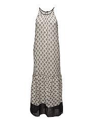 Dress strap - PRINT BLUE