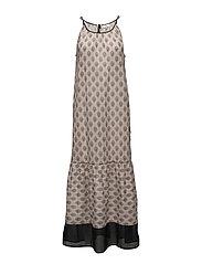 Dress strap - PRINT NUDE
