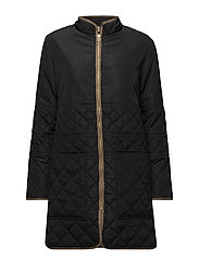 Light outerwear - BLACK
