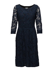 Dress long sleeve - DRESS BLUES