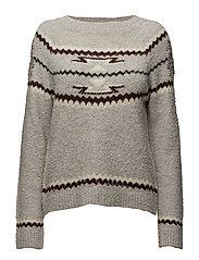 Pullover - ART GREY