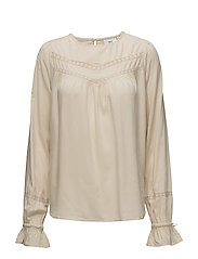 Blouse - OYSTER WHITE