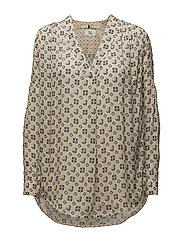 Tunic - PRINT OFF WHITE