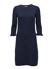 Dress long sleeve - DRESS BLUES