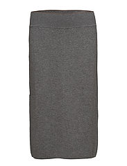 Skirt - GREY MELANGE