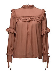 Blouse - CEDAR WOOD