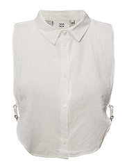SHIRTING MOCK - CLOUD DANCER