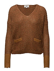 Pullover - SUDAN BROWN