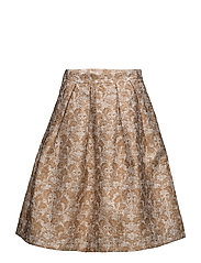 Skirt - ART METALLIC
