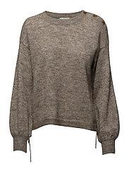 Pullover - LIGHT GREY MEL.