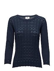 Pullover - DRESS BLUES