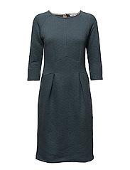 Dress long sleeve - ORION BLUE