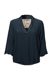Blouse - ORION BLUE