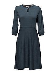 Dress short sleeve - ORION BLUE