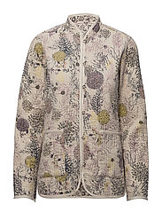 Jacket - PRINT OFF WHITE